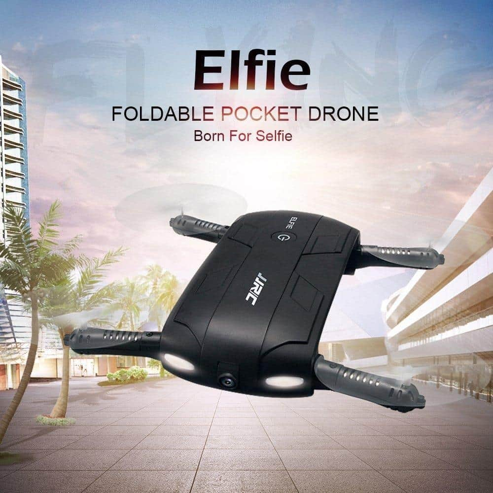 Elfie Foldable Pocket Drone