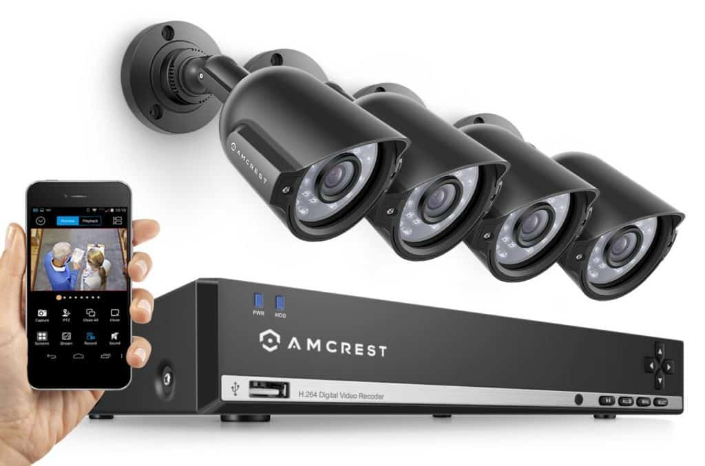 Amcrest Wireless Video System