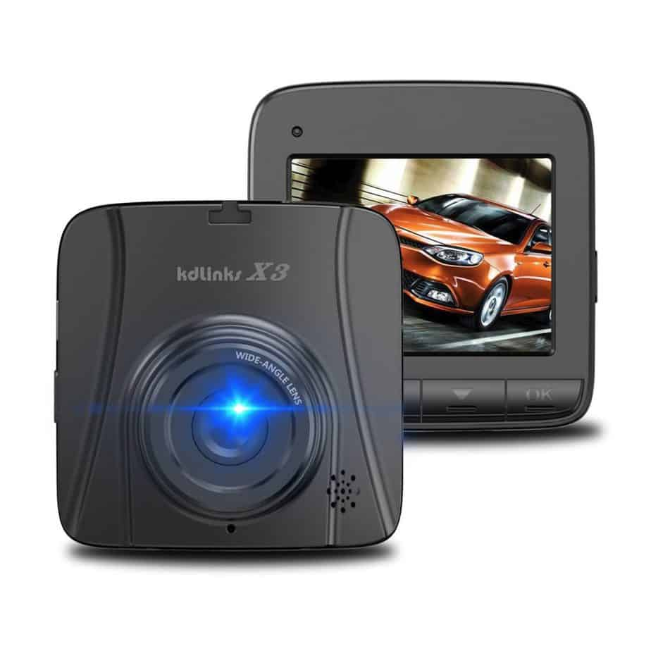 KD Links S3 Dashcam