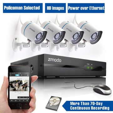 Zomodo Security Camera