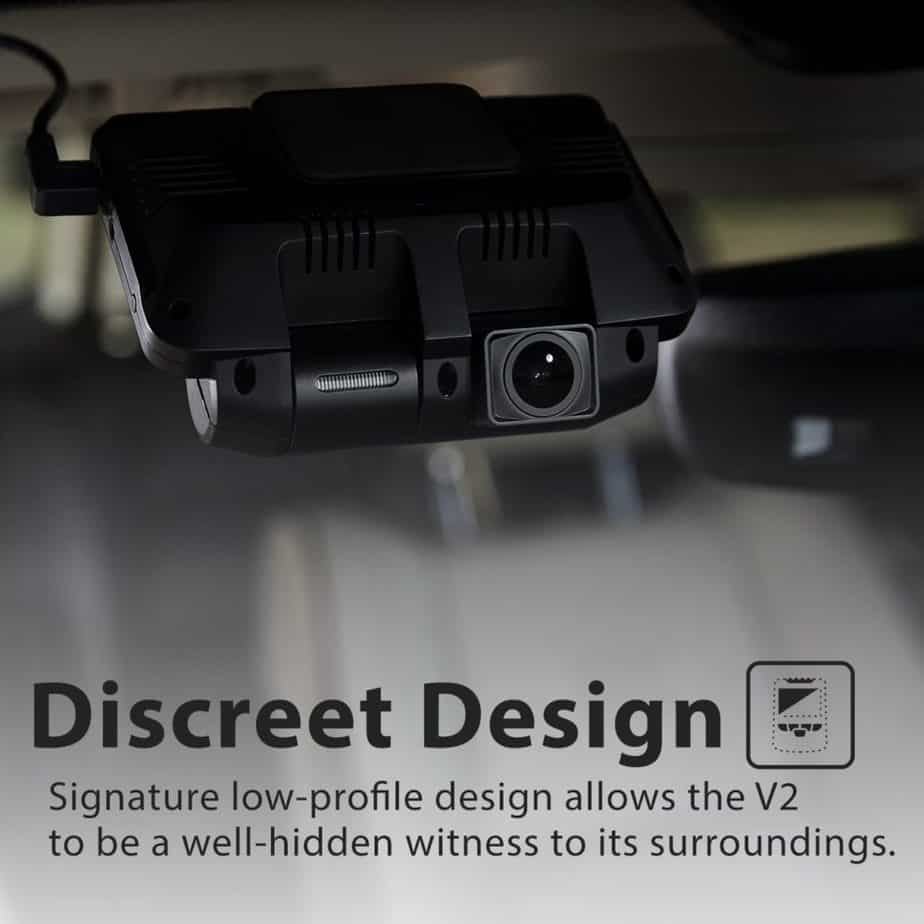 Rexing V2 Dashcam
