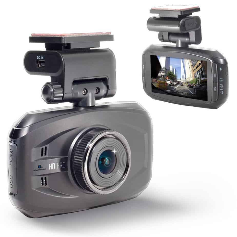 Wheel Witness HD Pro Dashcam