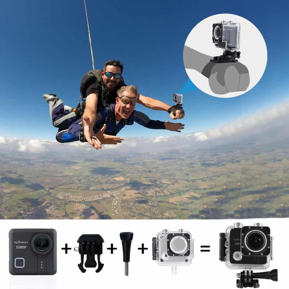 Nexgadget Action Cam 14MP